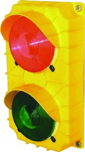 Pioneer Traffic Light
