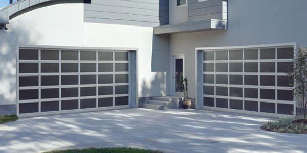 Garage Door Organization