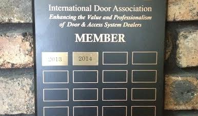 International Door Association at AAA DoorTeks
